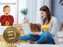 BitSocial — Заработок в интернете без вложений