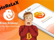 Brave браузер Получи токены BAT бесплатно