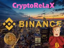 BINANCE — Самая популярная криптовалютная биржа