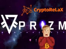 Парамайнинг криптовалюты PRIZM