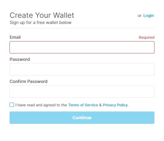 email пароль