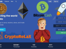 Blockchain.com - кошелек для хранения Bitcoin