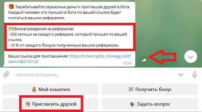 Партнерская программа Crypto Money