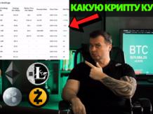 В какие криптовалюты инвестируют профессиональные инвесторы? Денис Борисов