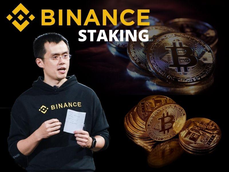 Binance стейкинг - получайте пассивный доход от стейкинга криптовалют