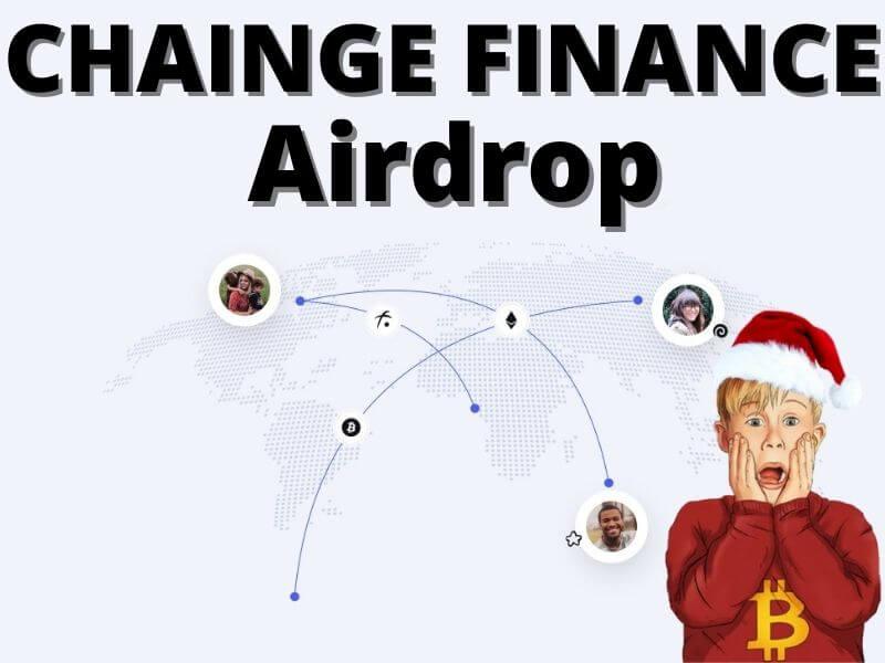Аирдроп Chainge Finance