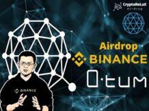 Аирдроп QiSwap на бирже Binance