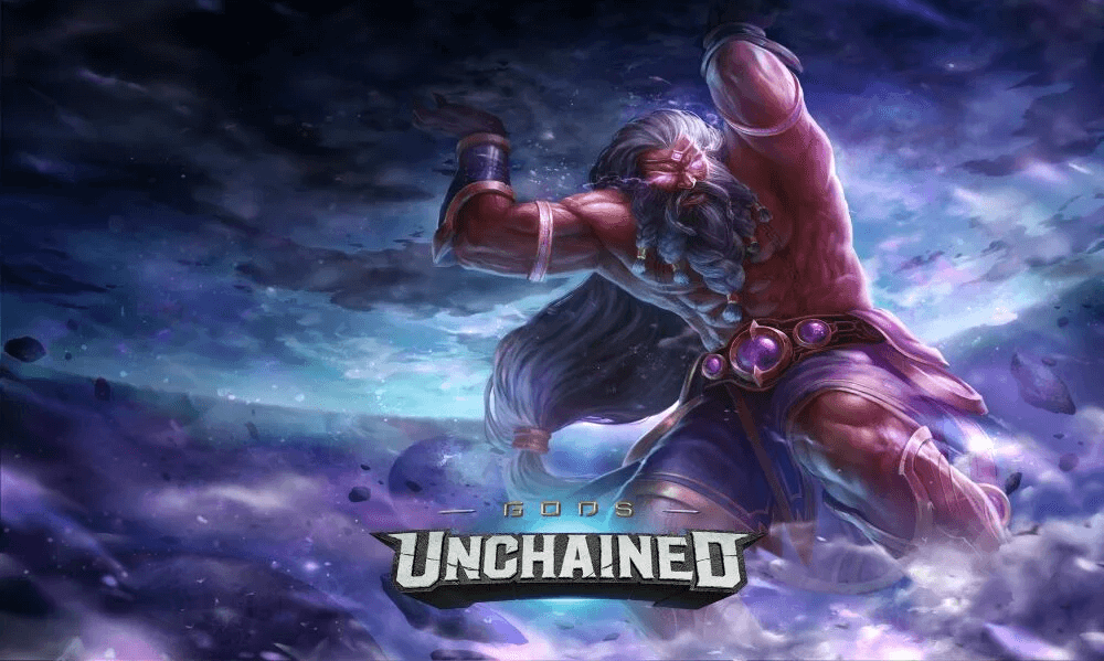 Gods Unchained Atlas Card