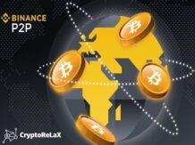 Покупка криптовалюты на Binance P2P в веб-версии