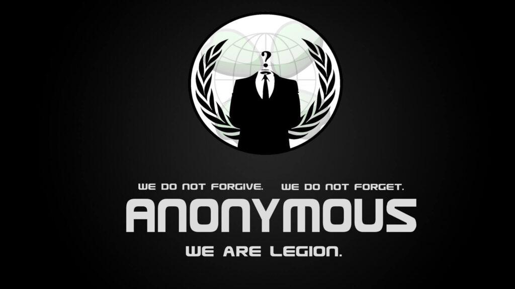 anonymous хакеры