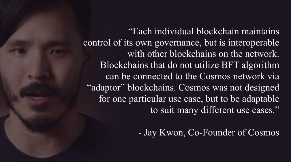 jay kwon co-funder cosmos