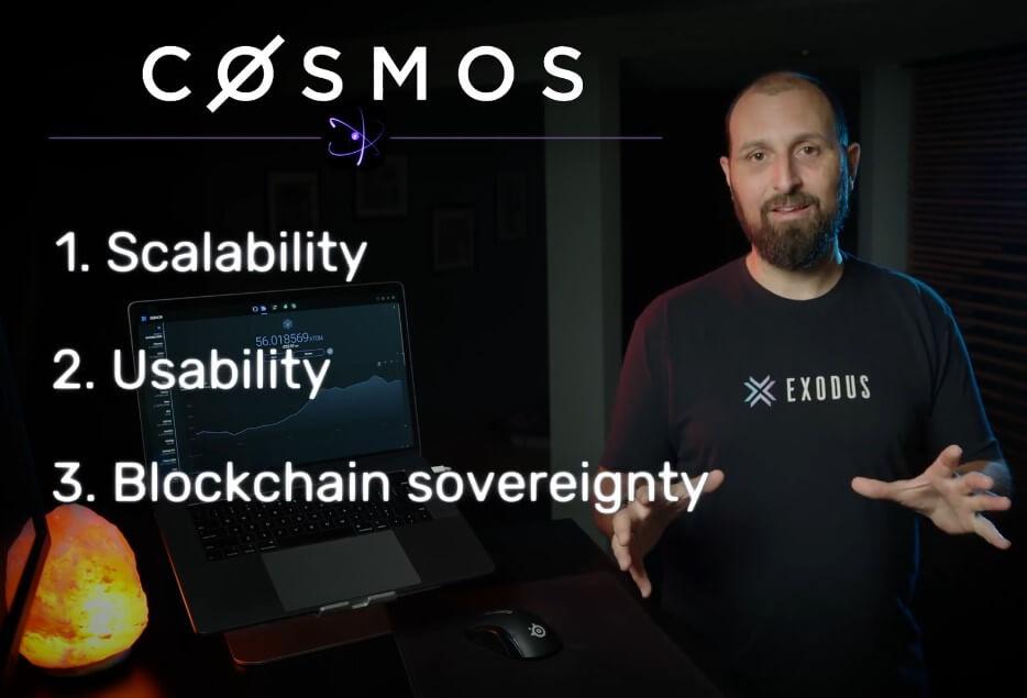 Преимущества Cosmos Network